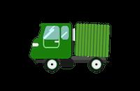 Small Truck: <br>H2.9m; W2.5m; L6.1m